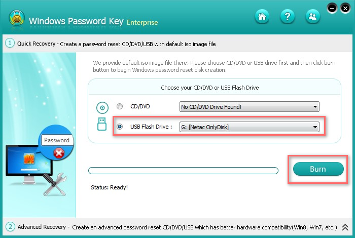 Windows Password Key Enterprise-1